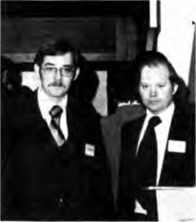 Moriarty (l), Ed Miller (r)